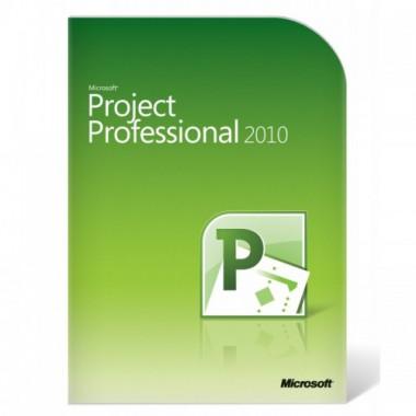 Купить Microsoft Project Professional 2010