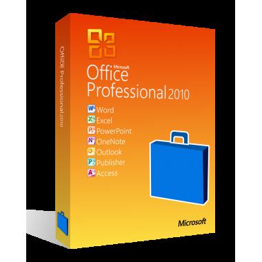 Купить Microsoft Office 2010 Professional Plus  2 ПК