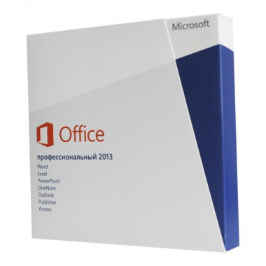 Купить Microsoft Office 2013 Professional Plus  2 ПК