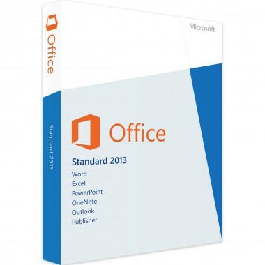 Купить Microsoft Office 2013 Standard