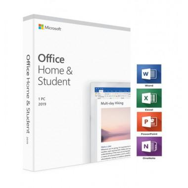 Купить Microsoft Office 2019 Home And Student