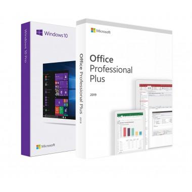 Купить Windows 10 Pro и Office 2019 Pro Plus