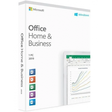 Купить Microsoft Office Home and Business 2019 for PC