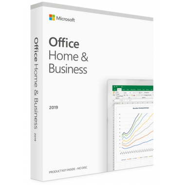 Купить Microsoft Office Home and Business 2019 for MAC