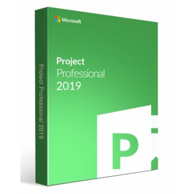 Купить Microsoft Project Professional 2019