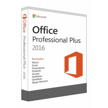 Купить Microsoft Office 2016 Professional Plus  5 ПК