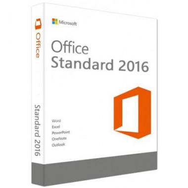 Купить Microsoft Office 2016 Standard