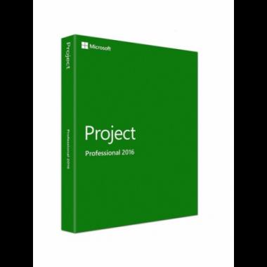 Купить Microsoft Project Professional 2016