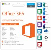 Microsoft Office 365 с подпиской | 5 устройств