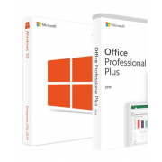 Windows 10 Enterprise LTSC 2019 + Office 2019 Pro Plus