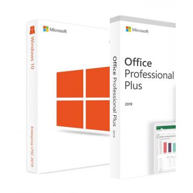 Купить Windows 10 Enterprise LTSC + Office 2019 Pro Plus