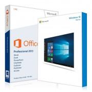 Windows 10 Home + Office 2013 Pro Plus